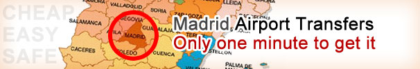 Madrid Airport Transfers